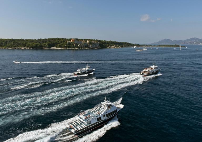 ARMAM en Méditerranée